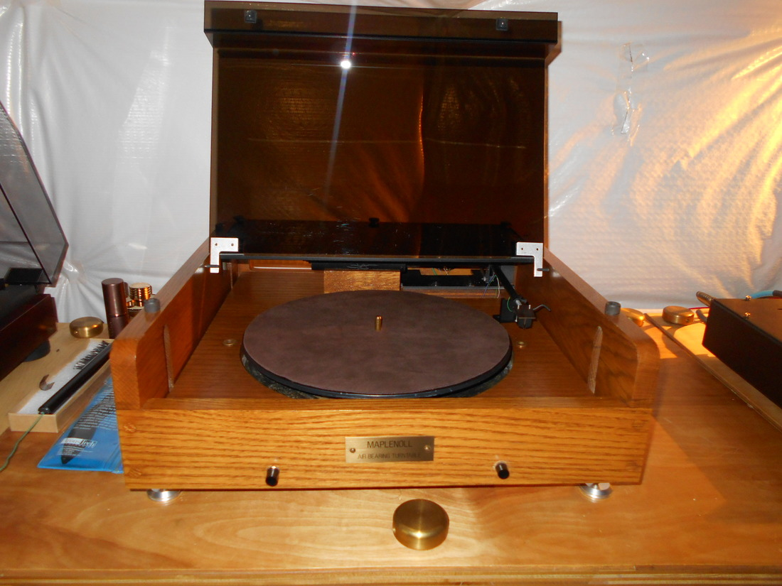 One of my favorite turntables