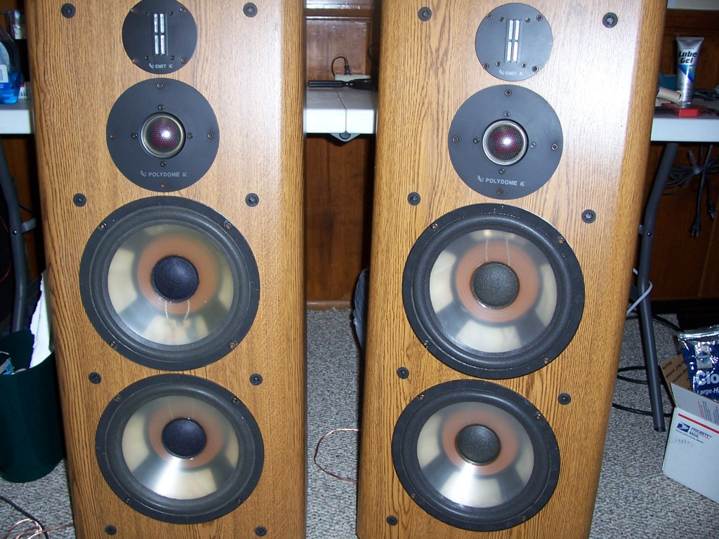Infinity Rs 6000 S For Sale Us Audio Mart
