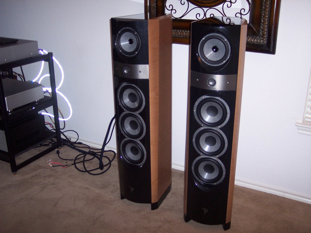 Focal 1038 Be Reference Floor Standing Speaker 40 Off