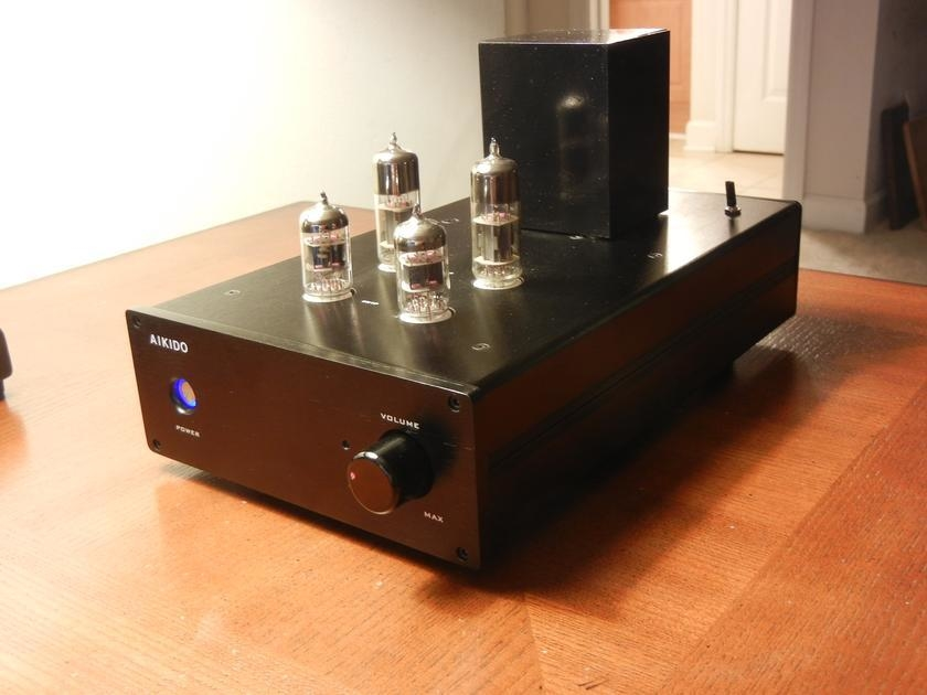 Aikido Tube Abacus Preamp with remote