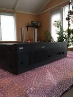 NAD 2400 Monitor Series Power Amplifier - Pristine For Sale