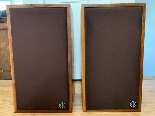 Vintage RTR EXP-12M Speakers