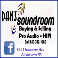 Dan's Sound Room