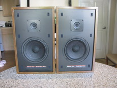 Classic Advent 9 Speakers For Sale Us Audio Mart