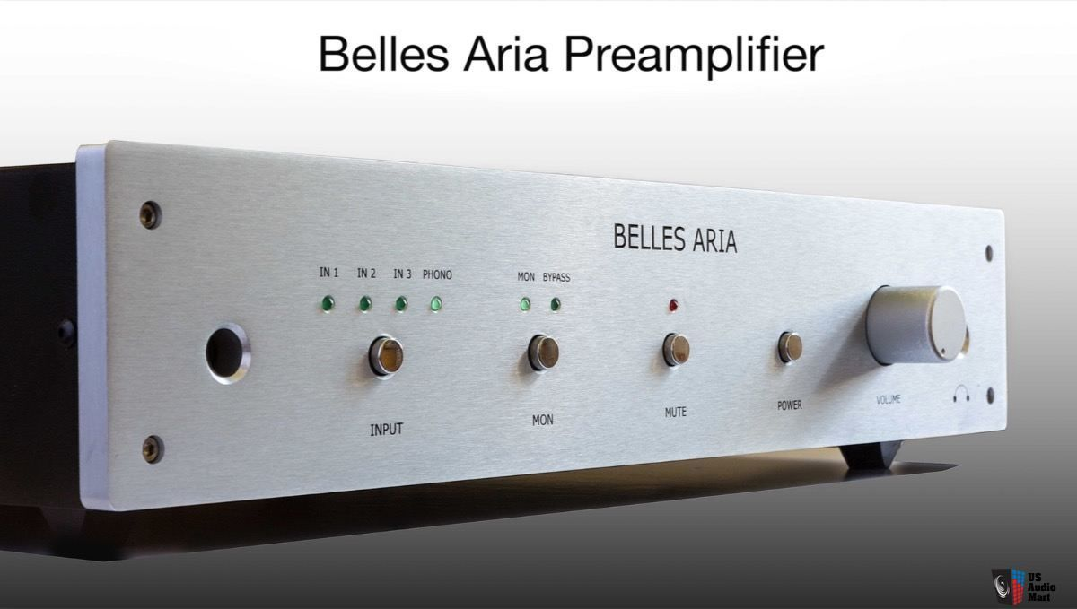 Belles Aria integrated