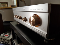 Luxman CL-38 tubed control amplifier (1993)