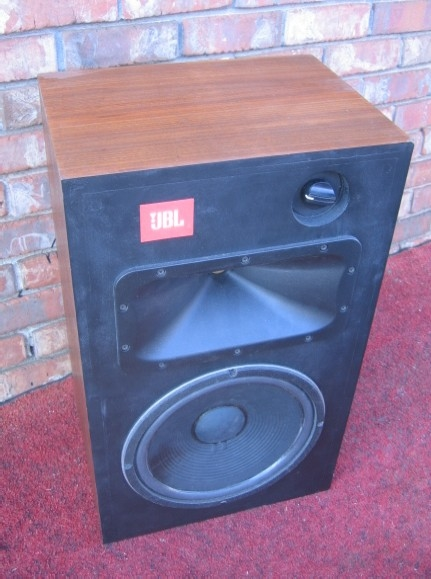 Custom Built Studio Monitors- E-wave top with JBL/Selenium D220Ti, JBL 128H Woofer