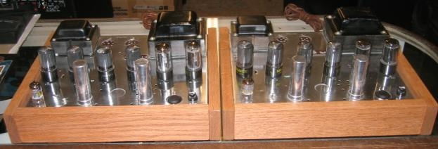 Magnavox AMP142 Monoblock Conversion (restored/stand-alone)