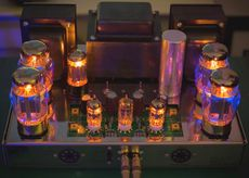 Tubes4HiFi ST120 amplifier