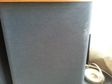 Vandersteen Model 2 Ci Speakers With Sound Anchor Stands