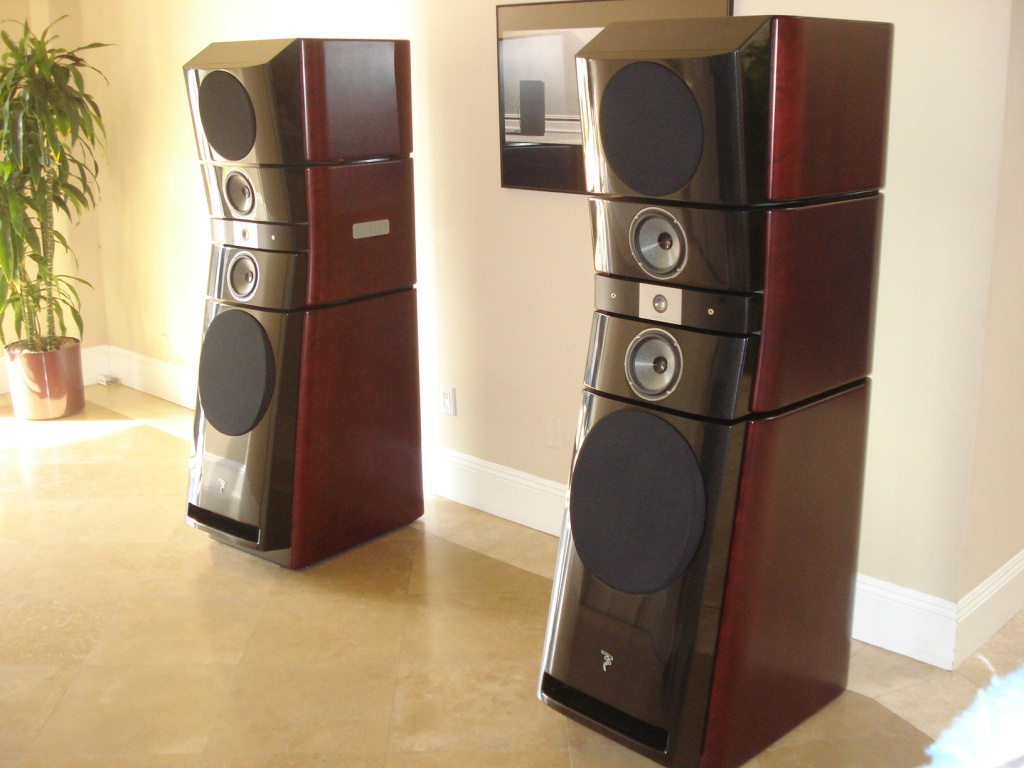 Focal Grande Utopia Speakers For Sale Us Audio Mart