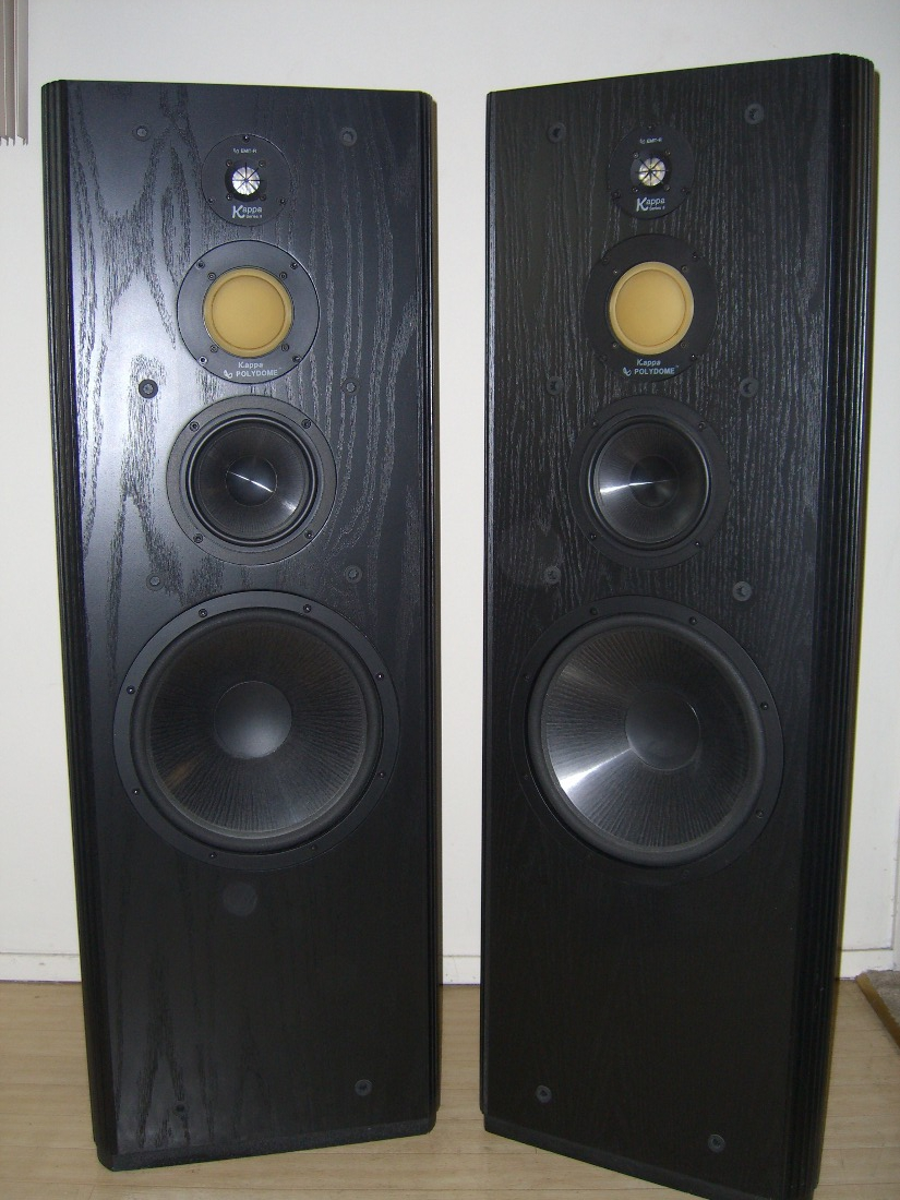 Infinity Kappa 8 2i Series Ii Speakers For Sale Us Audio