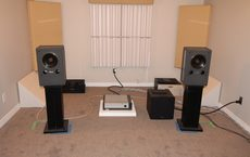 Tannoy System 8 and Proceed AMP2