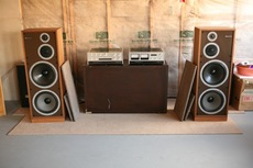 Celestion 662 in the basement