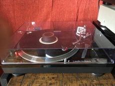 Cheap, cheerful and set up for playing 78's with a Shure cartridge and stylus