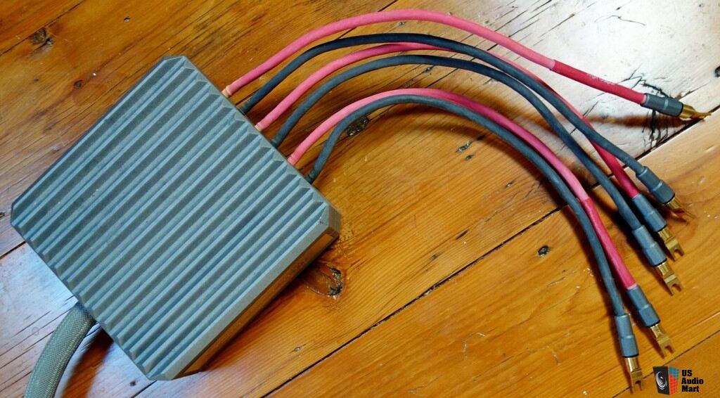 MIT MH-850 CVTerminator Tri-Wire Speaker Cables for Avalon Radian ...