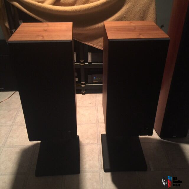 Kef Reference 103 3 Speakers W Quot Kube Quot Box And The Stands
