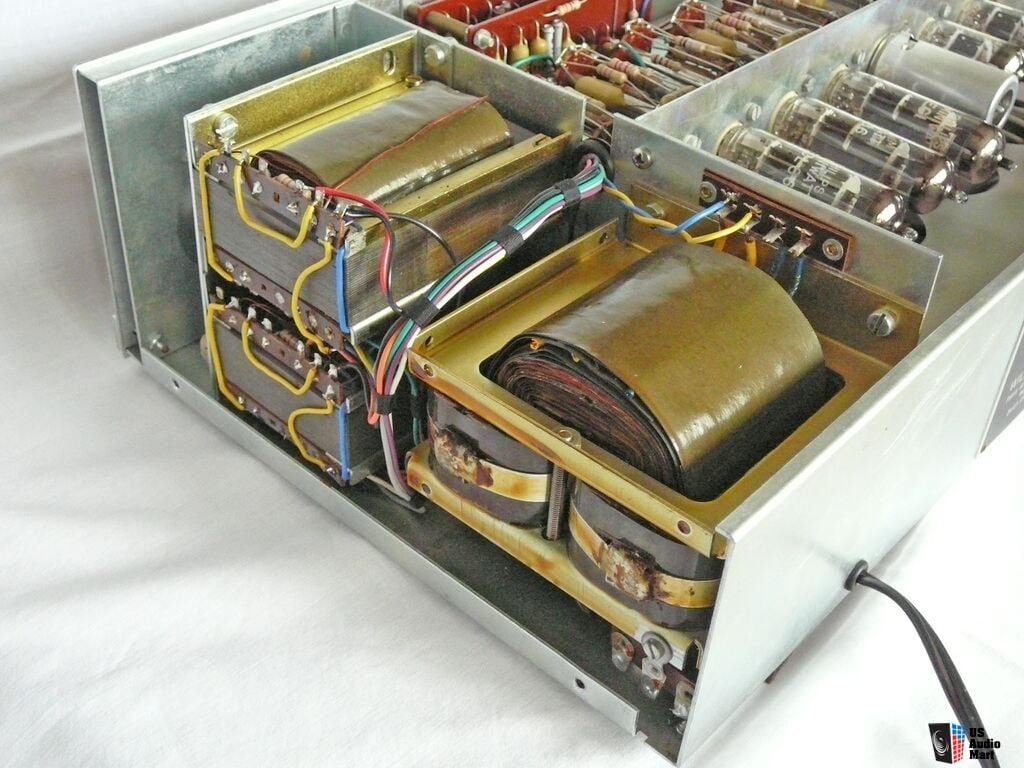 "Revox Model 40 Integrated Tube amplifier ""Mint Photo #1030447 - UK ..."