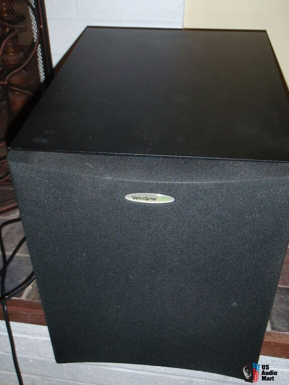 velodyne cht series subwoofer  8 u0026quot  driver photo  1052623