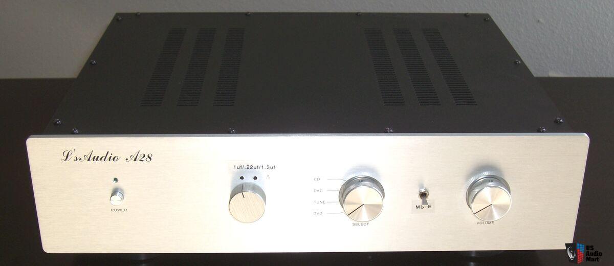 Custom Build Aikido 5814A (12au7A)
