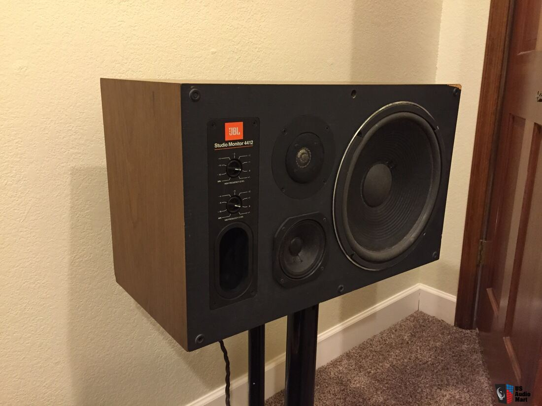 jbl 4412. jbl 4412 studio monitors jbl m