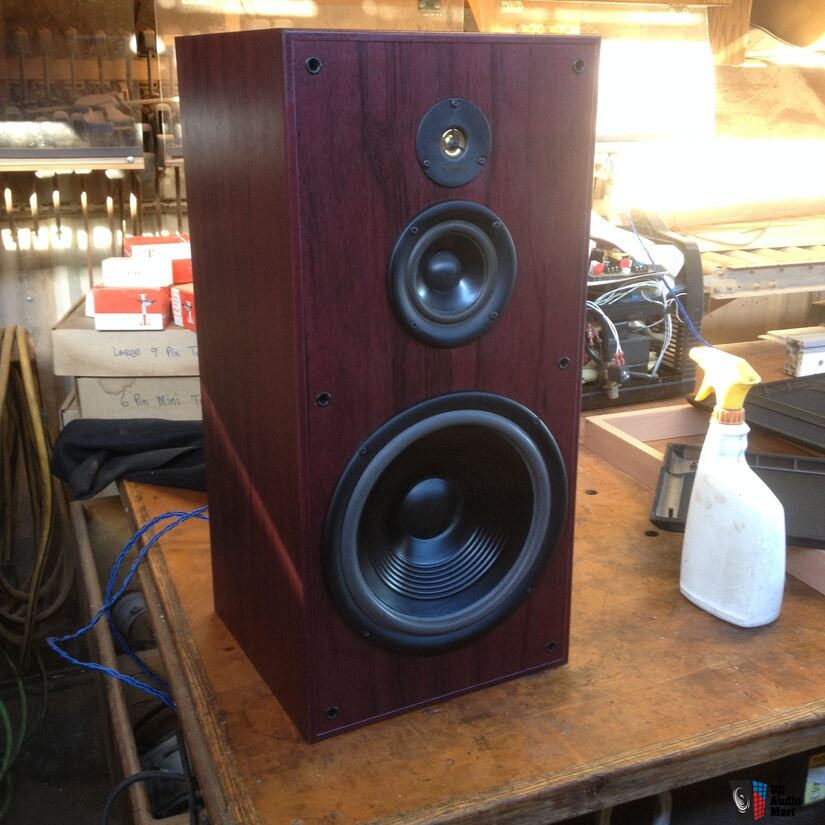 Infinity Reference 71 MKII Speakers Photo #1083605