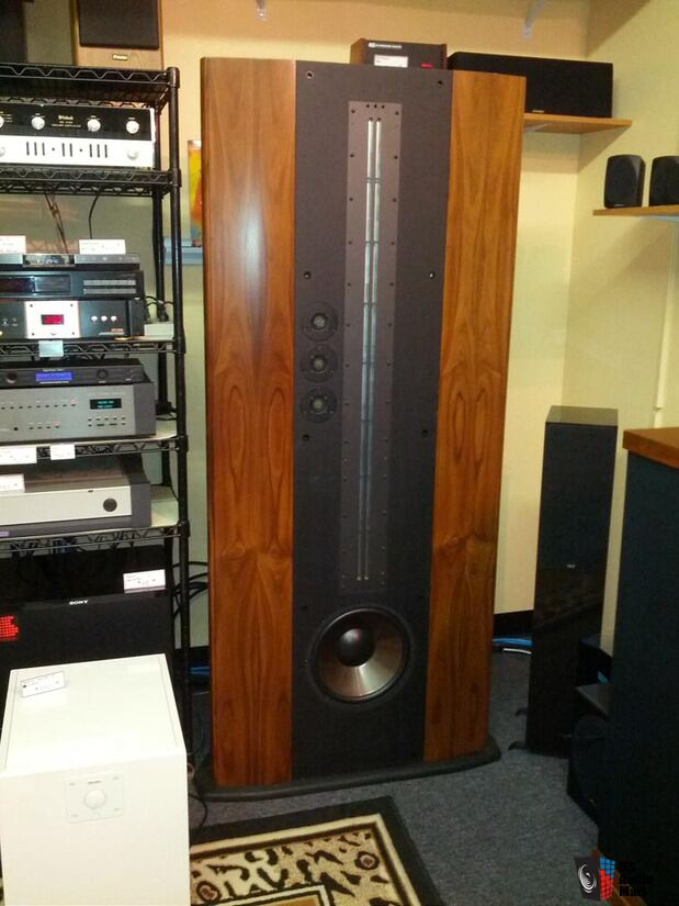 Genesis Ii 5 Speakers Photo 1091571 Us Audio Mart