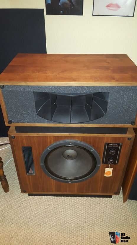 Altec 19 Speakers Photo #1092306 - Canuck Audio Mart