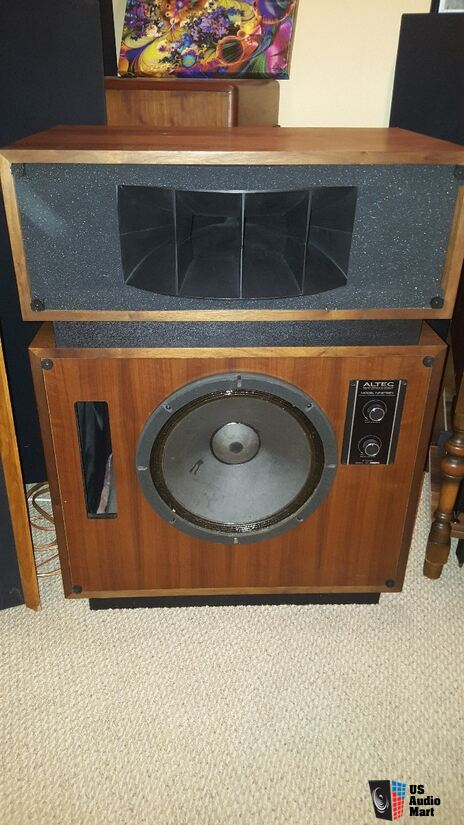 Altec 19 Speakers Photo #1092308 - Canuck Audio Mart