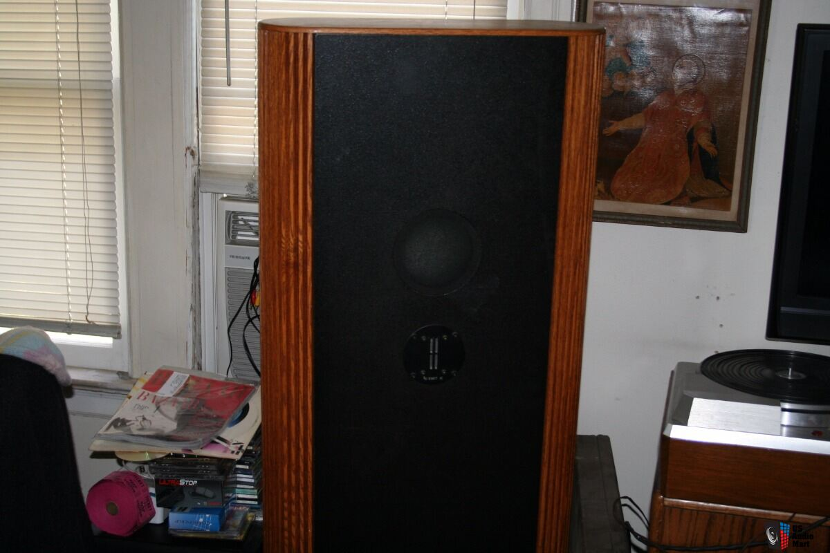 Infinity Rs Kappa 9 Floorstanding Speakers Fully
