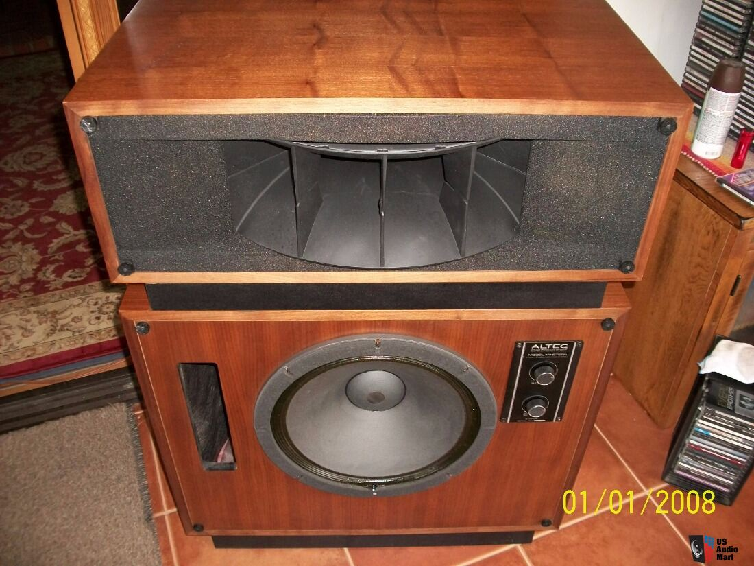 Altec 19 speakers Photo #1114298 - Canuck Audio Mart