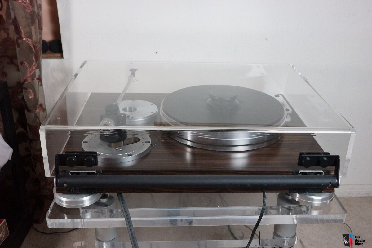 Micro Seiki BL-91L turntable with Audiocraft AC-3000 arm