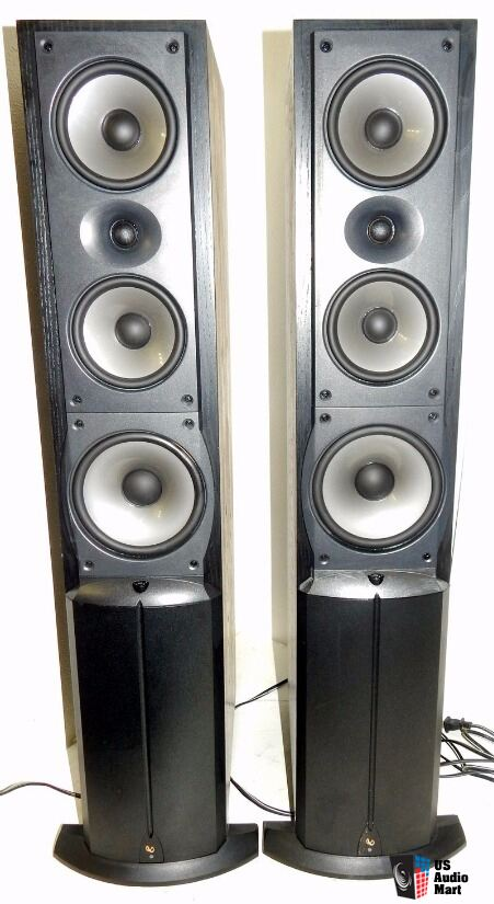One Infinity Overture 2 Ht Speakerw Power Sub Woofers