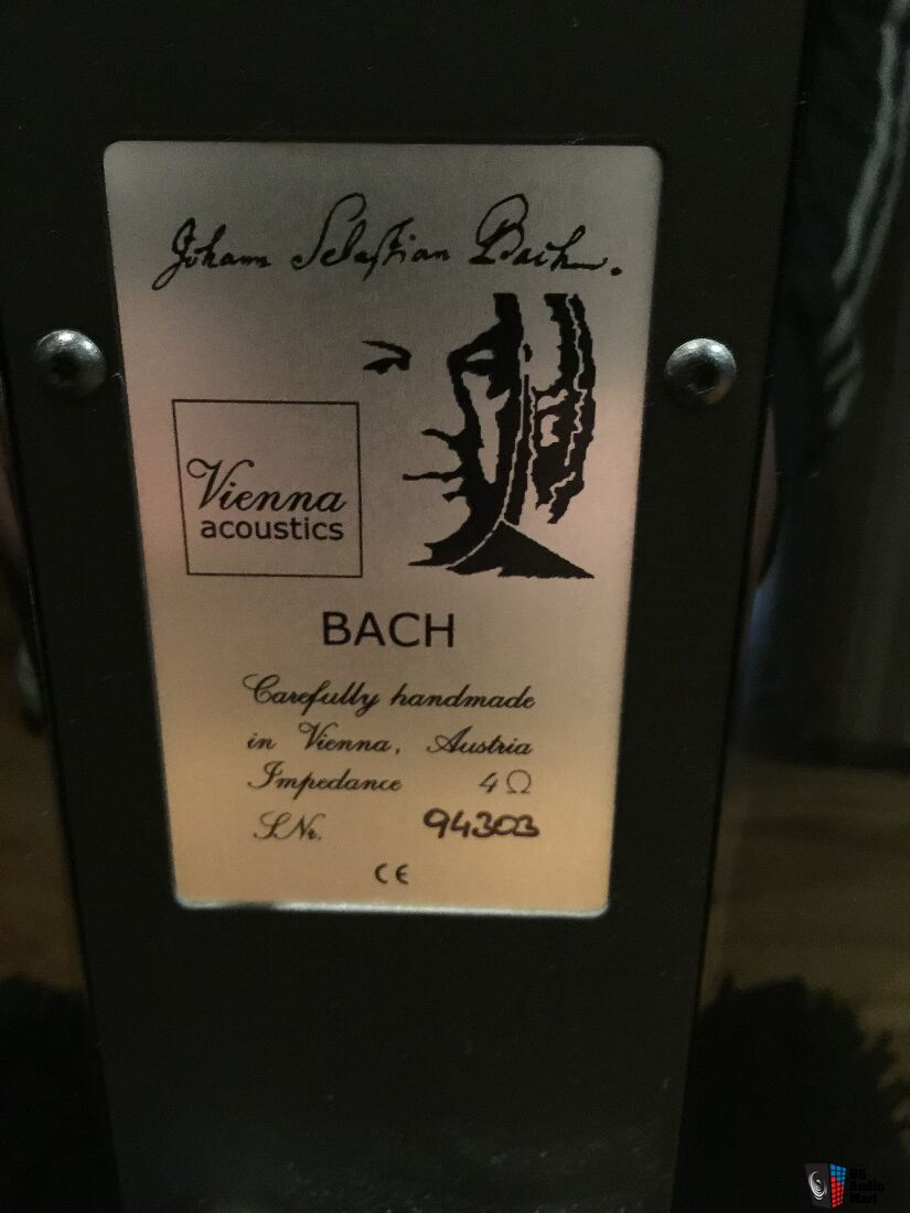 Vienna Acoustics Bach Floorstanding Speakers user reviews ...