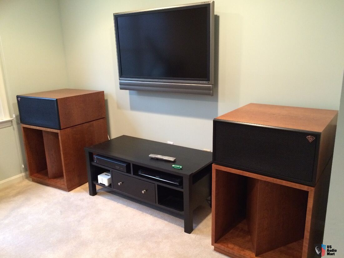 klipsch la scala ii photo 1175845 us audio mart. Black Bedroom Furniture Sets. Home Design Ideas