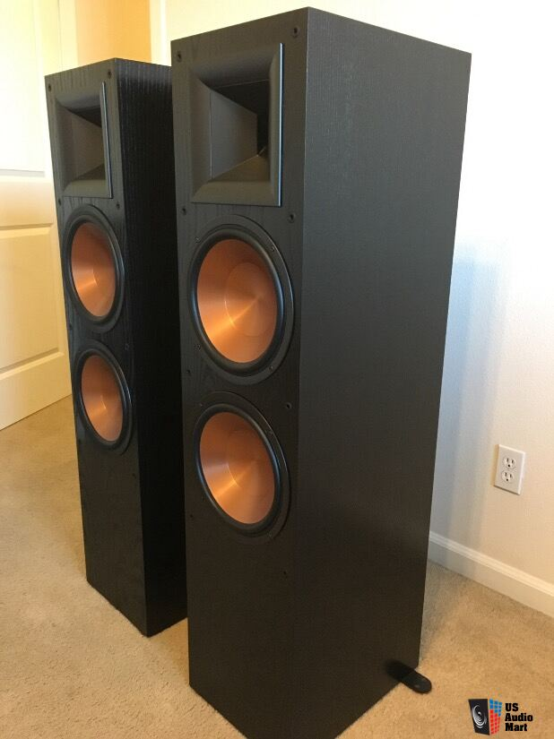 klipsch rf 7 ll speakers photo 1199139 canuck audio mart. Black Bedroom Furniture Sets. Home Design Ideas