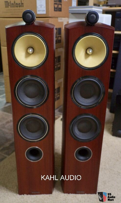 Floorstanding Speaker B & W 804 diamond