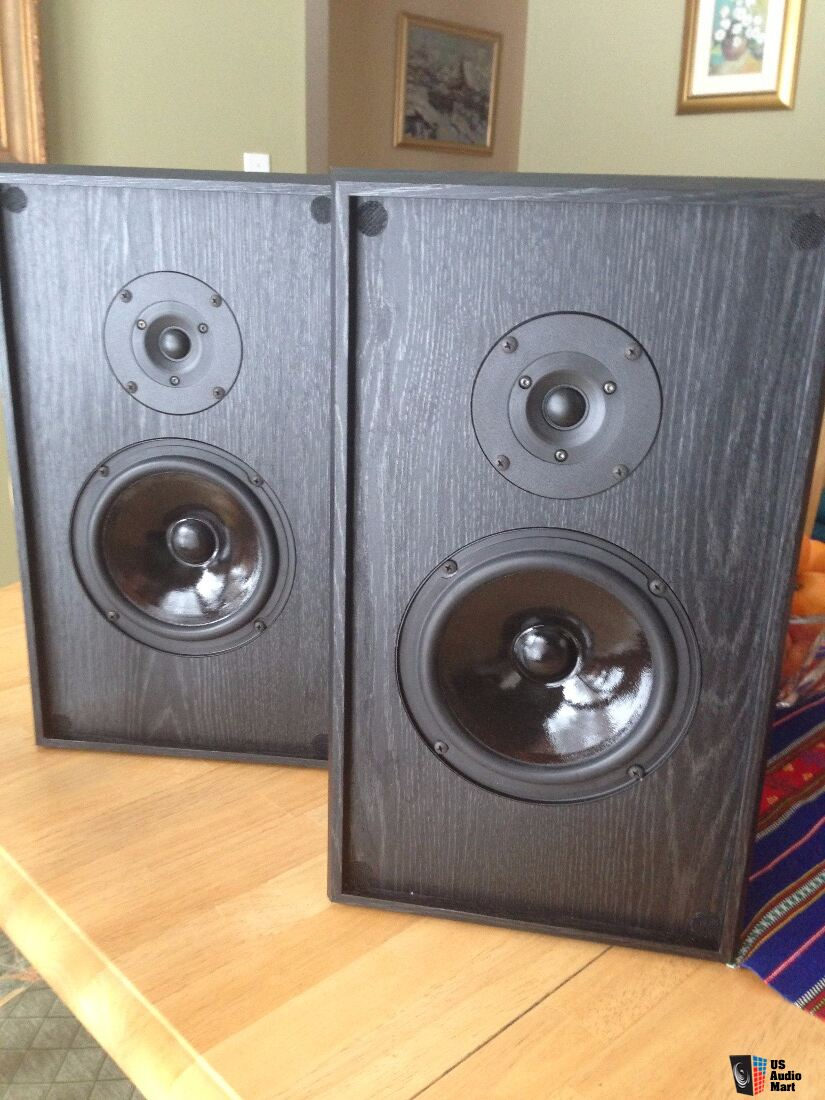 Pinnacle Ac 650 Speakers Photo 1226134 Us Audio Mart