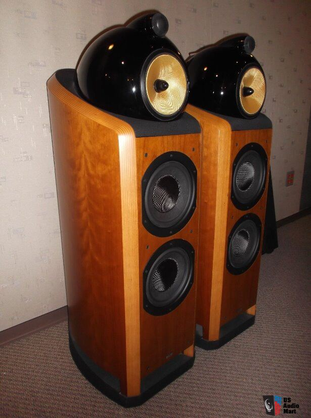 b w bowers wilkins nautilus 802 speakers mint condition. Black Bedroom Furniture Sets. Home Design Ideas