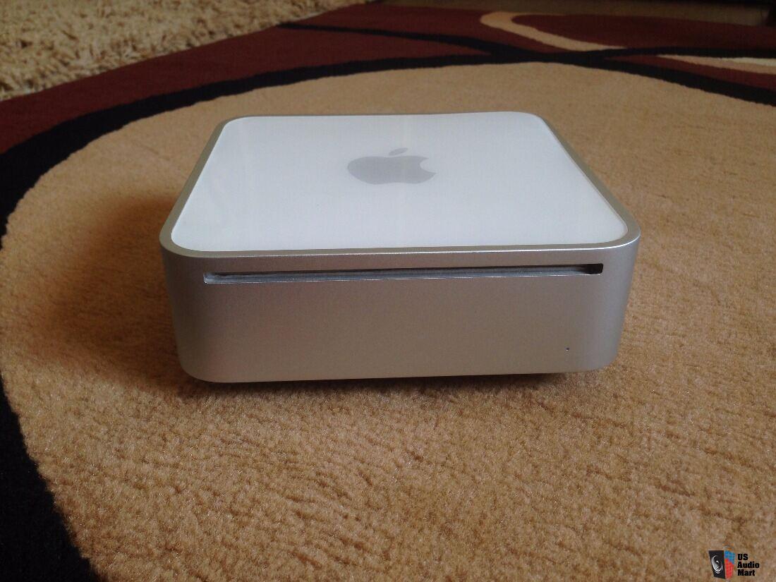 Apple Mac Mini Optimized As Music Server With Core