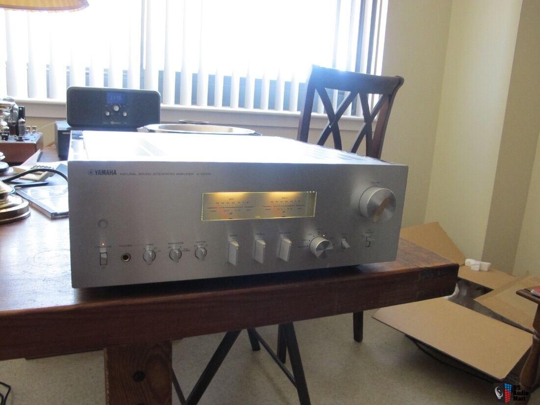 yamaha a s2100 solid state integrate amplifier for sale