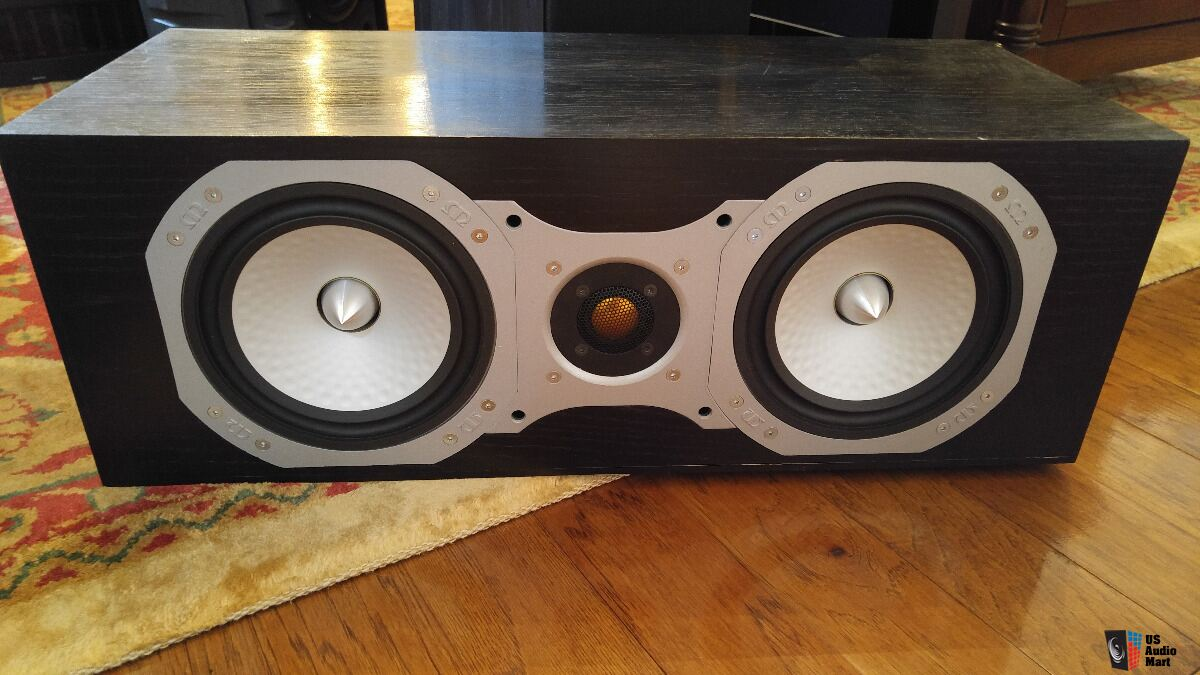 Monitor Audio Gold Reference Lcr Speaker Grlcr Photo