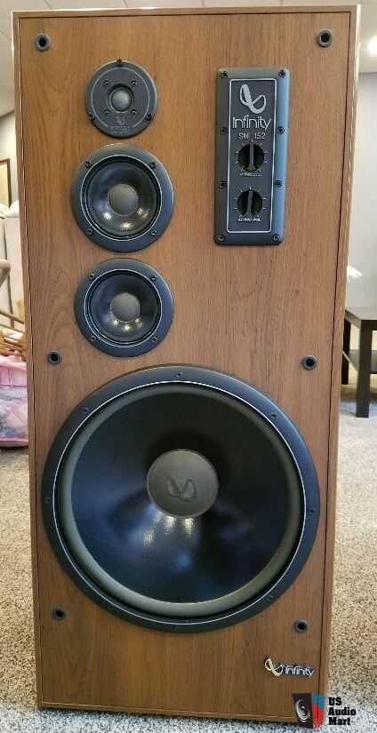Infinity Sm 152 Speakers Photo 1280195 Us Audio Mart