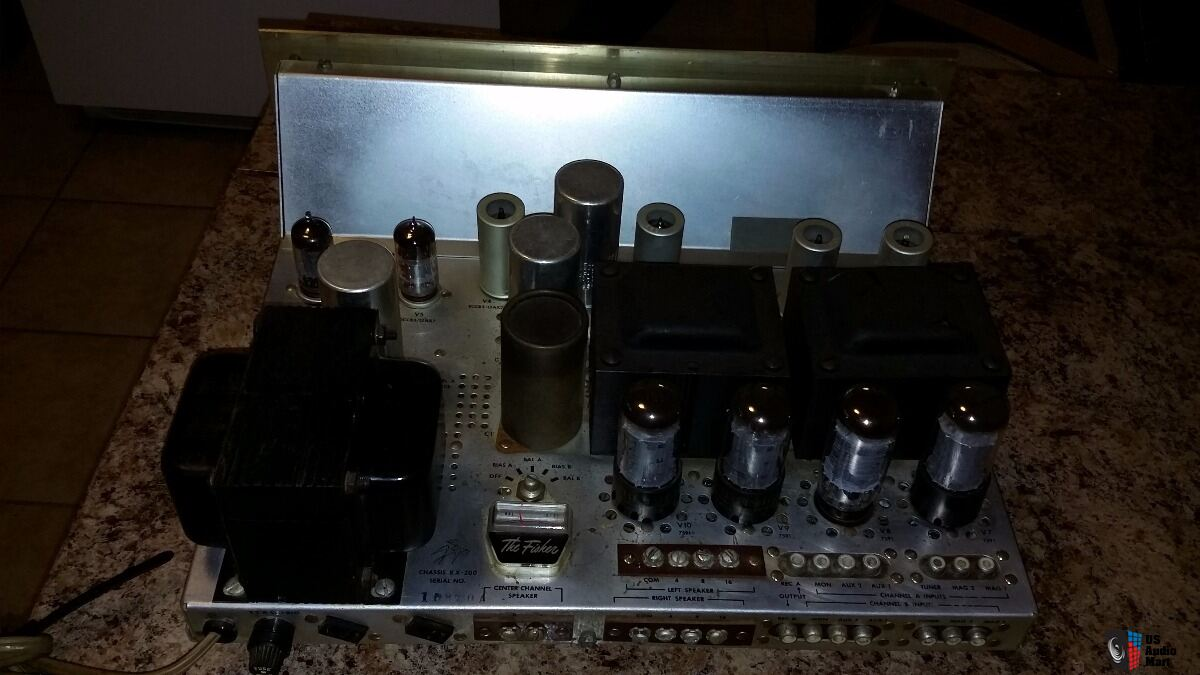 Fisher Tube Amp