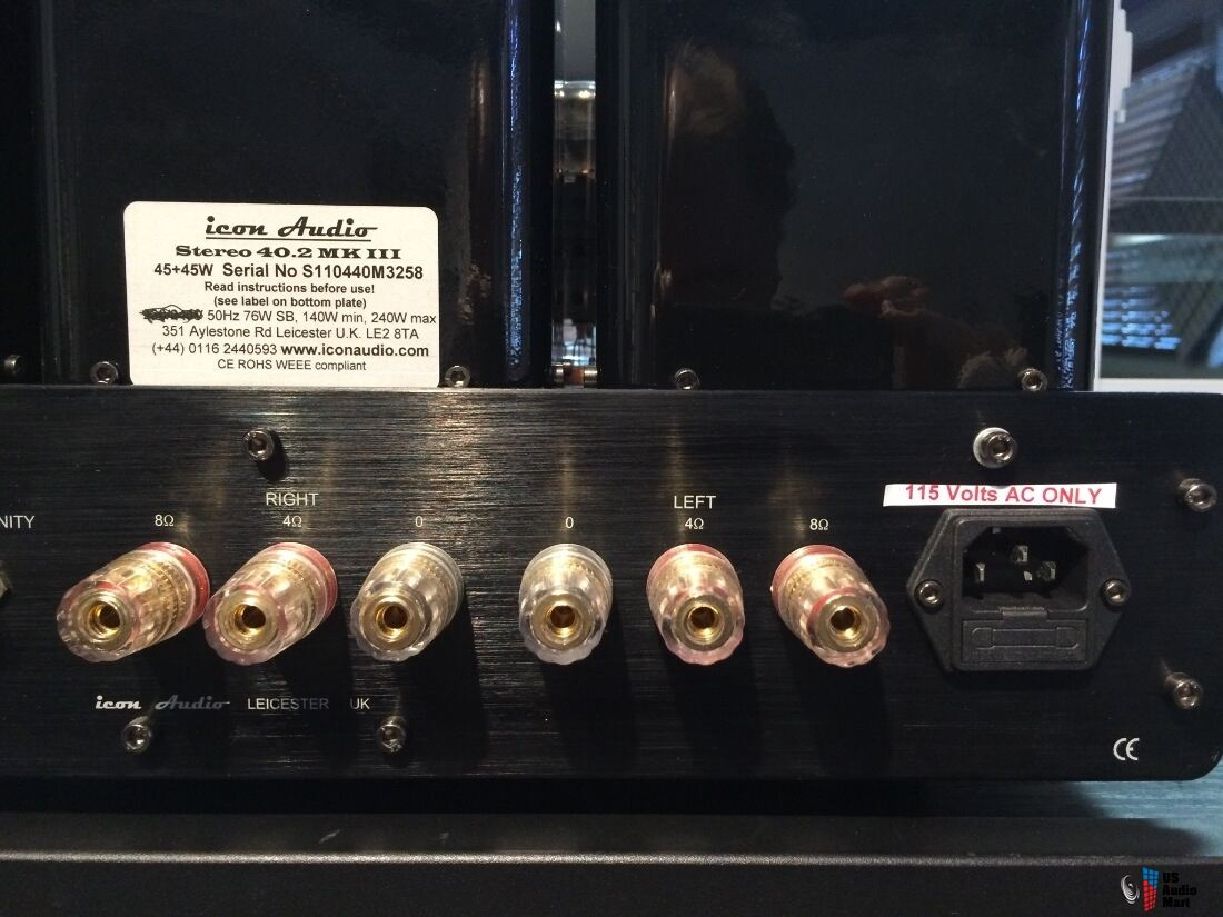 Icon audio stereo 40 mkiii for sale