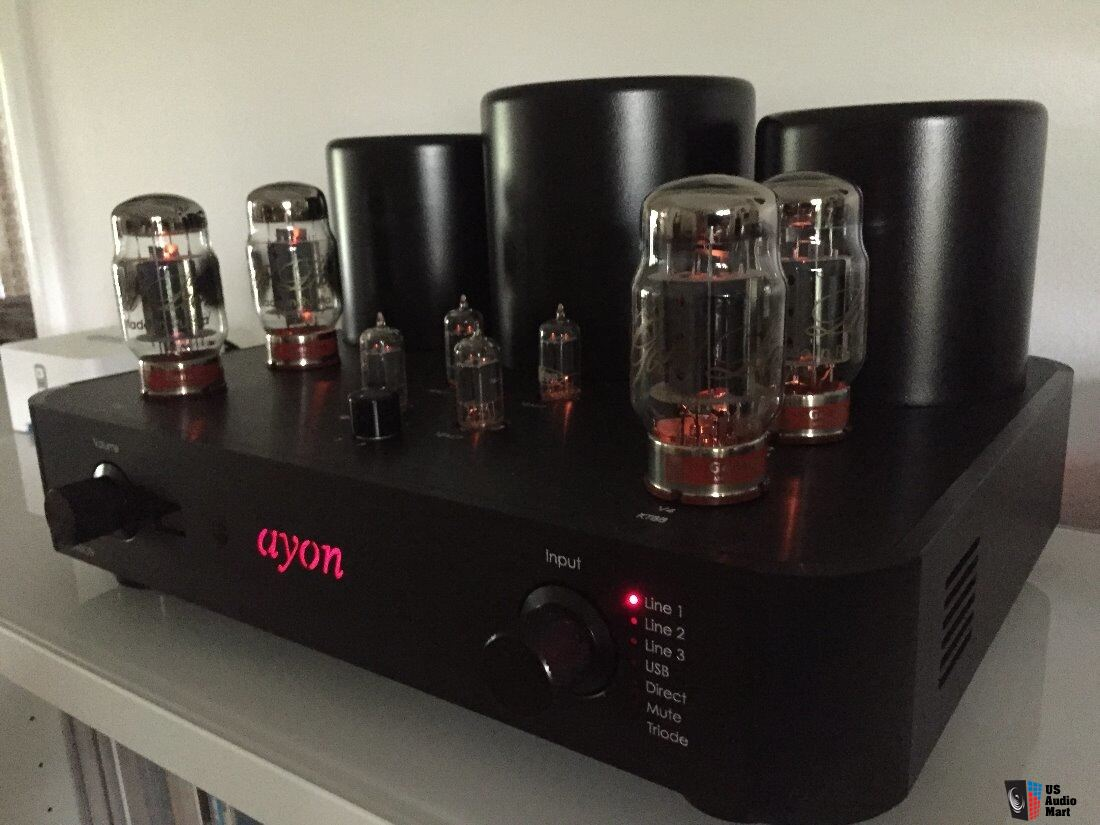 Tube Amplifier Ayon Orion