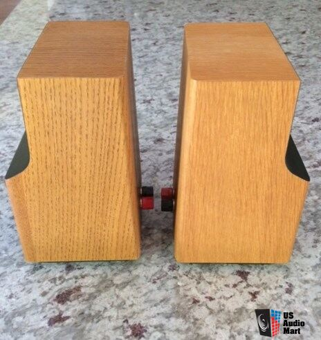 Triad System One Satellite Speakers Very Rare Find From