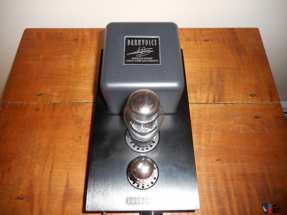 Dark Voice 336-8E Valve Headphone Amp Photo #1362078 - US Audio Mart
