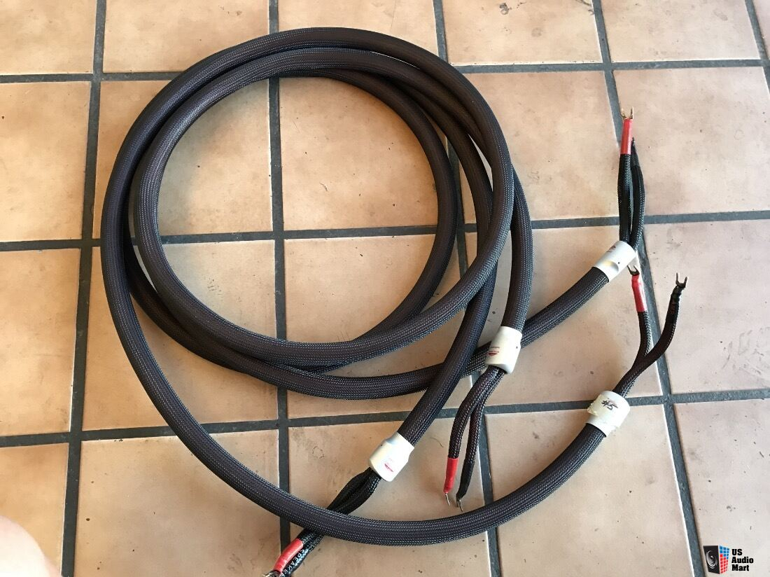 Speaker cables - Used Cable