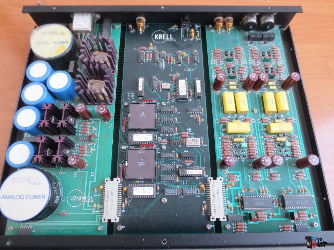 vintag krell sbp 32x dac this ad well be pulled when sold rh aussieaudiomart com